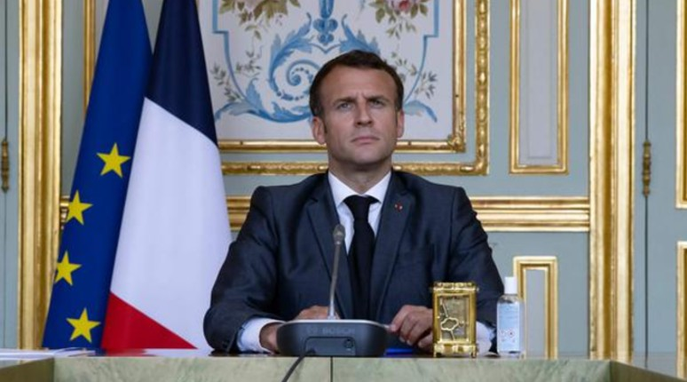 Macron en 2017 affirmait «Un ministre doit quitter le gouvernement quand il est mis en examen»