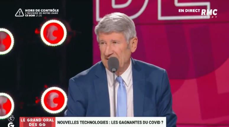 Philippe de Villiers «Parmi les profiteurs de cette crise du Covid, il y a le gouvernement d'Emmanuel Macron, et de Jean Castex, et son obsession c'est le contrôle total» (Vidéo)