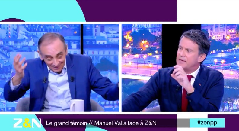 """""""On reçoit des pierres et on nous traite de sales juifs"""", Manuel Valls témoigne de la montée de l'antisémitisme dès 2001, le Juif était déjà «l'ennemi»… (Vidéo)"""