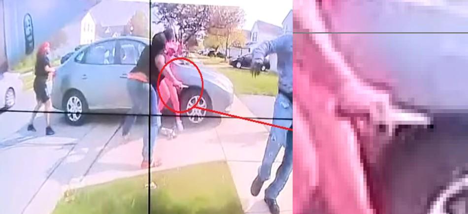 Bagarre entre noirs à Columbus: une jeune racaille noire abattue par la police alors qu'elle essayait de tuer une autre noire. Les suprématistes noirs de BLM montent l'affaire en épingle pour accuser la police sans préciser qu'il s'agit d'une bagarre entre noirs (Vidéo)