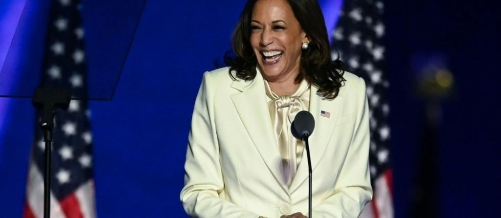 USA: La vice-présidente Kamala Harris, qui remplacera Biden bientôt, fait des crises de fou rire incontrôlables, signes de troubles neurologiques ? (Vidéo)