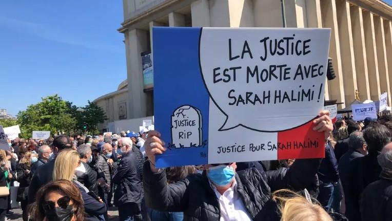 Des manifestations de colère pour Sarah Halimi à Paris,Lille, Lyon, Marseille, Bruxelles, Jérusalem, Tel Aviv, Netanya, et dans plusieurs ville du monde