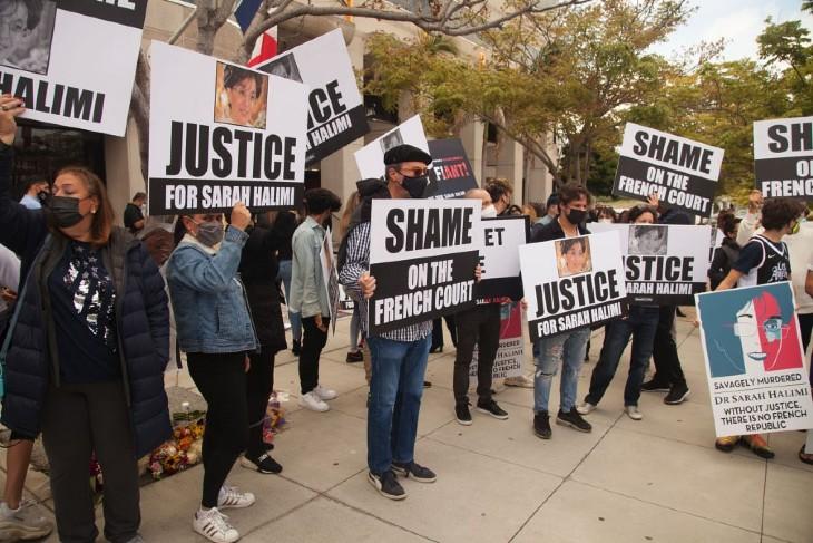Manifestation dans le monde entier pour Sarah Halimi : « honte aux tribunaux français »