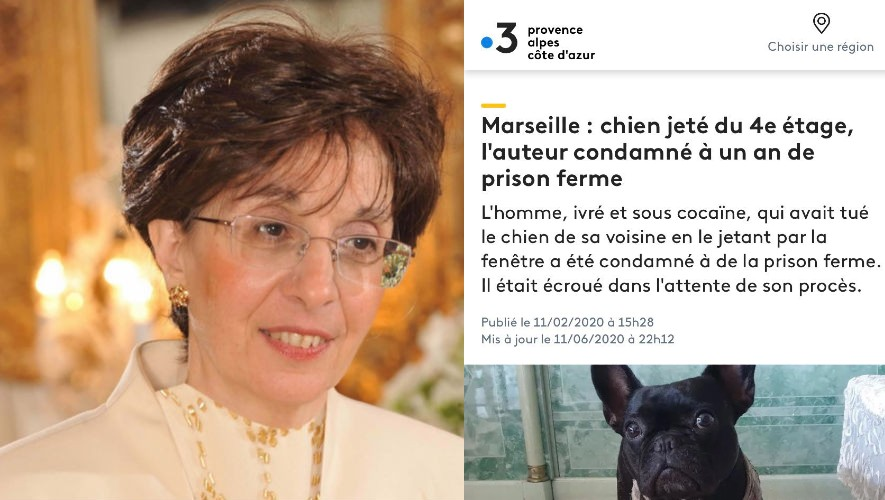 Scandale: La «justice» refuse de juger un assassin islamiste qui tue une femme juive au cri de «Allah Akbar» sous l'emprise de canabis, mais condamne un homme ivre pour avoir jeté un chien par la fenêtre ! A vomir !