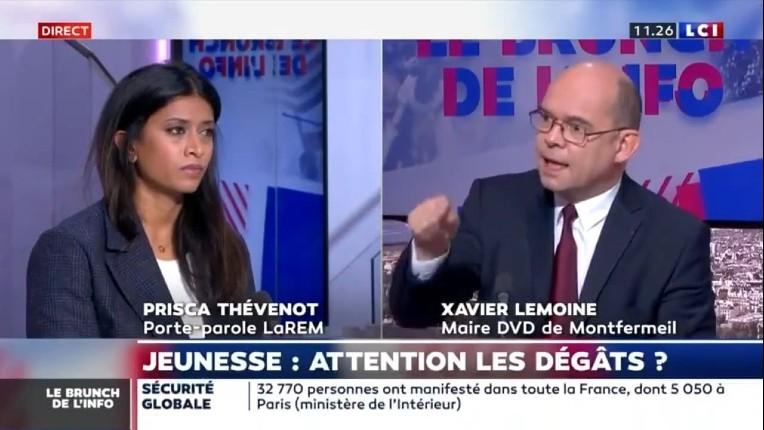 Le maire de Montfermeil appelle à la désobéissance civile «le mal qui est fait aux Français est totalement disproportionné par rapport aux effets de la crise sanitaire» (Vidéo)