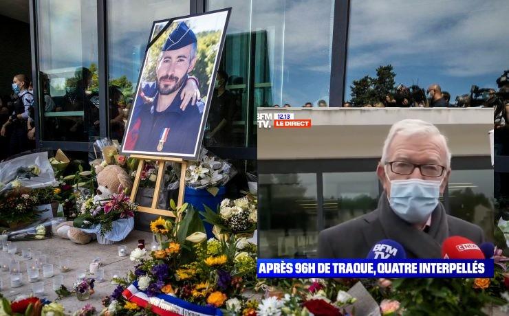 Avignon : Éric Masson, policier et père de famille, tué par balle. Quatre suspects interpellés. L'alibi d'un des suspects « C'est la période du ramadan et donc il est chez lui » (Vidéo)