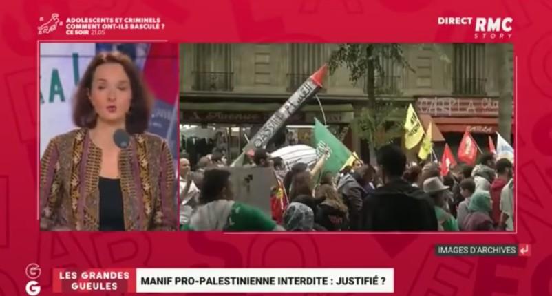 Barbara Lefebvre «Ce sont des pro-djihadistes qui ne défendent pas les Palestiniens. Ils ne savent même pas où est la Palestine. Jamais les Palestiniens n'ont eu un état. Les Arabes ont toujours refusé un état Palestinien  depuis 1948 que les Sionistes avaient accepté» (Vidéo)