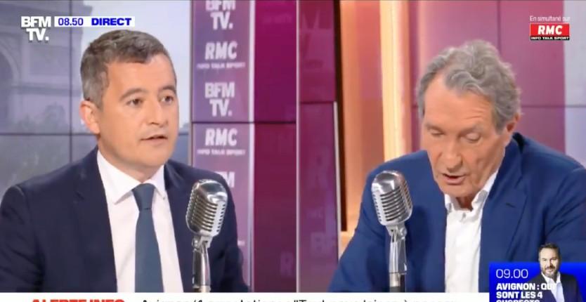 Nouvelle tribune des militaires: «arrogance, condescendance, mépris», Darmanin vivement critiqué sur les réseaux sociaux pour sa réaction (Vidéo)
