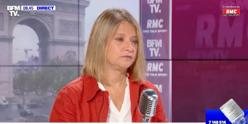 Karine Lacombe, payée par les labos, affirme que le vaccin empêche la circulation du virus. Le professeur Eric Caumes affirmait le contraire quelques jours avant (Vidéo)