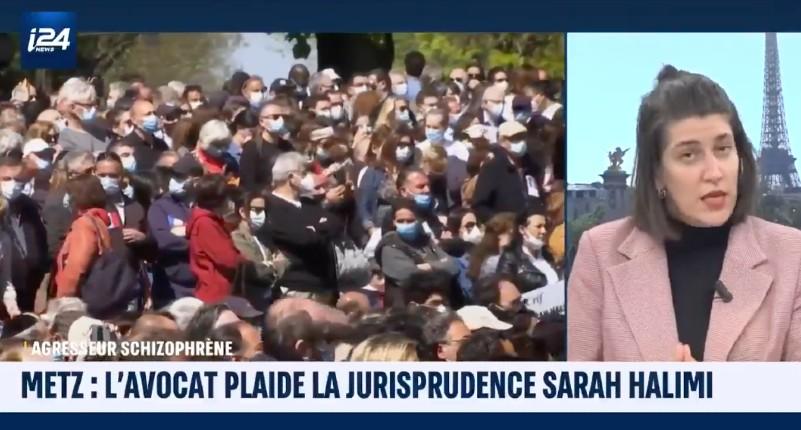 Metz: un avocat plaide la «jurisprudence Sarah Halimi» pour obtenir la relaxe de son client accusé d'agression sous l'emprise de stupéfiants… et certains veulent légaliser le cannabis ! (Vidéo)