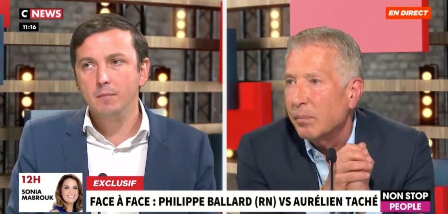 """""""Quand on a 20 ans et qu'on porte le voile, ça dit quelque chose"""" : l'ex-présentateur Philippe Ballard s'interroge sur """"l'amour de la France"""" des jeunes filles voilées"""