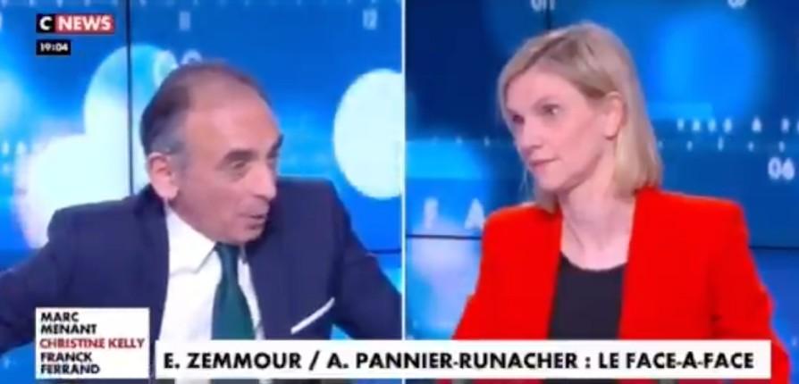 Zemmour à la ministre Pannier-Runacher : « Ces généraux que vous méprisez ont rendu plus de services à la France que vous n'en rendrez jamais » (Vidéo)