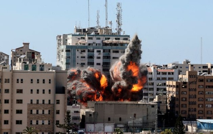 La vérité sur la frappe israélienne sur l'immeuble des médias Al-Jazeera et AP à Gaza : «C'est un piège grossier que le Hamas tend à la presse internationale» dénonce Daniel Saada (Vidéo)