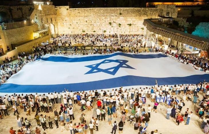 «Jerusalem day» : 54ème anniversaire de la libération et de la réunification de Jérusalem, capitale éternelle d'Israël