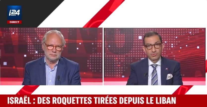 Israël: l'islamo-gauchiste Laurent Joffrin quitte le plateau TV après que Jean Messiha ait très justement qualifié le torchon de propagande Libé de «collaborationnisme islamique» (Vidéo)