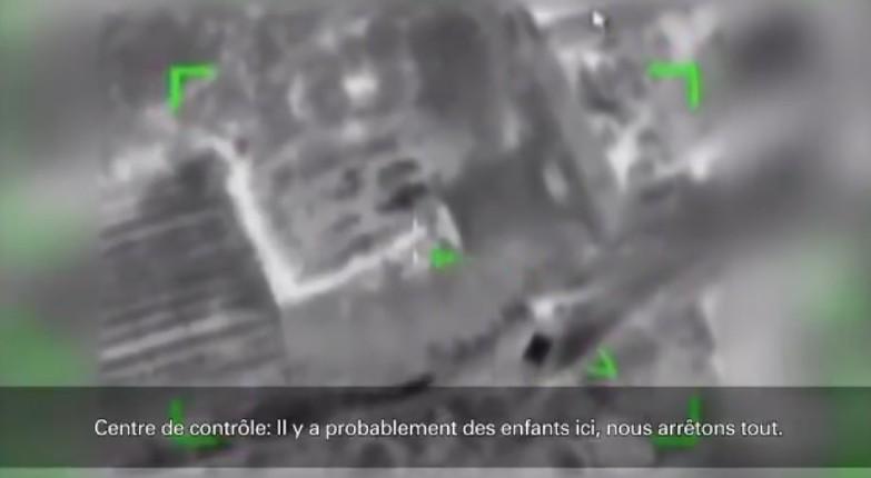 Ne cédez pas à la propagande islamiste : NON ! Israël ne bombarde pas d'immeuble où il y a des enfants, la preuve, les pilotes abandonnent leur mission quand des enfants sont détectés sur les cibles du Hamas (Vidéo)