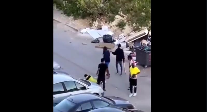 Marseille : violences entre Maghrébins et migrants nigérians à la cité Kallisté à coups de barre de fer, marteau et kalachnikov (Vidéo)