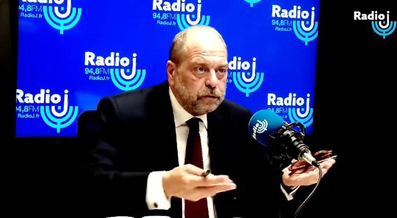 Eric Dupont-Moretti : « CNEWS est la chaîne de  Marine Le Pen. Il y a des permanents de cette chaine qui sont proches de l'extrême-droite » (Vidéo)