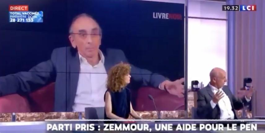 Jean Michel Apathie «Eric Zemmour peut aller haut je pense ! Il a un potentiel électoral important. Ce n'est pas du tout un candidat marginal» (Vidéo)