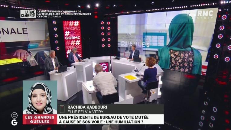 La présidente voilée EELV d'un bureau de vote du 94 « Je couvre mes cheveux comme certains couvrent leurs fesses » (Vidéo)