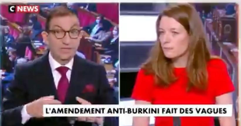 « L'amendement anti-burkini une agression contre les musulmans ! », Jean Messiha répond « Vous délirez ? C'est plutôt le burkini qui est une agression contre la France  » (Vidéo)