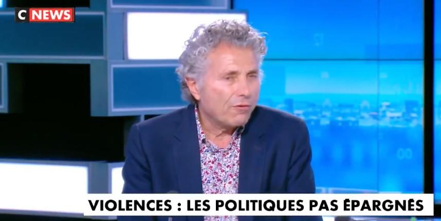 Gilles-William Goldnadel sur l'extrême gauche «L'intolérance et le fascisme ont changé de camp. La violence, la complicité avec l'antisémitisme ont changé de côté» (Vidéo)