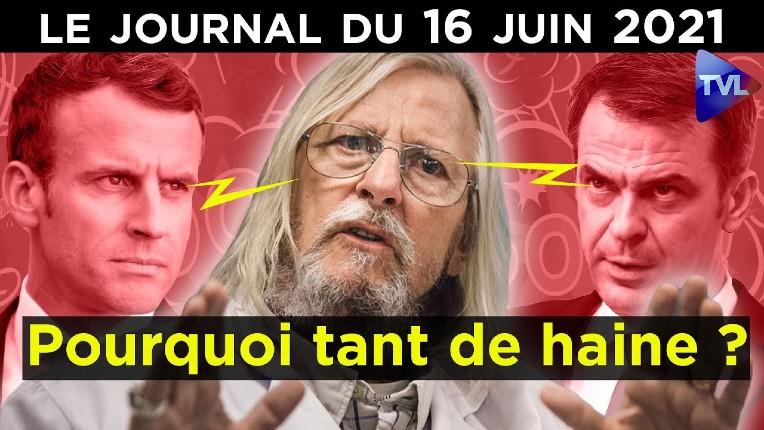Le Pr Raoult dénonce le déni des autorités «Si les chiffres que nous avons se confirment, ça signifie qu'il y a eu 25% de morts en trop c'est une drôle d'erreur !» (Vidéo)