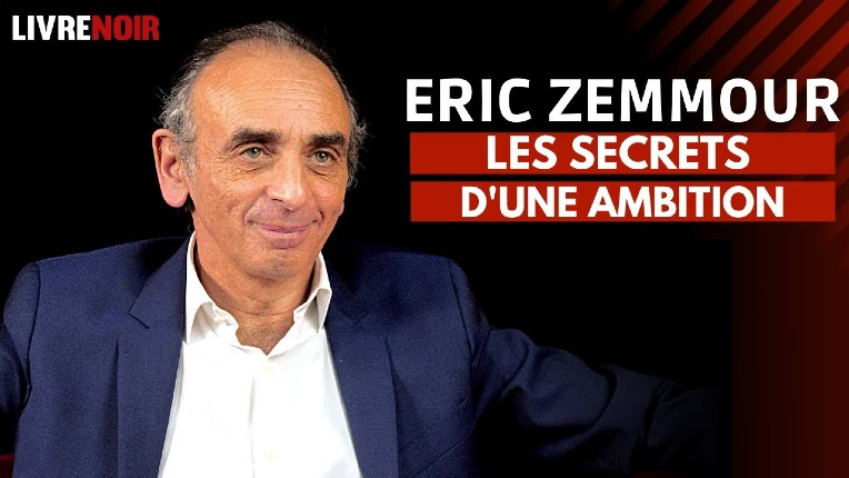 Interview d'Eric Zemmour «Il faut passer à l'action» (Vidéo)