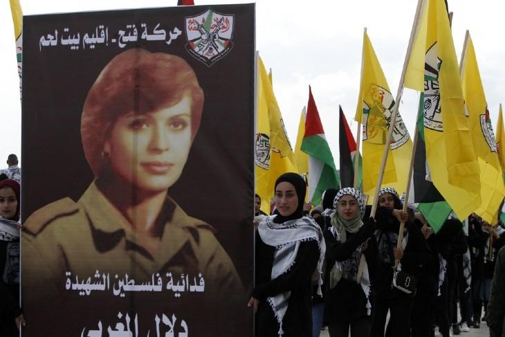 Goldnadel: Quand Le Monde glorifie une Palestinienne qui glorifie une tueuse d'enfants et autres fakes infects
