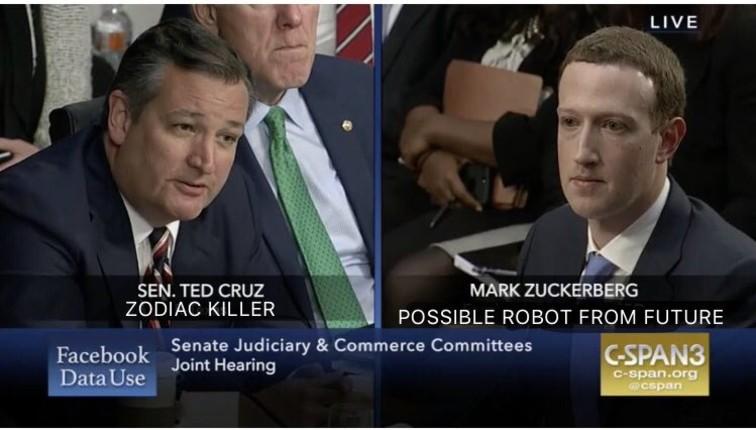 Ted Cruz accuse Facebook de censurer l'information sur le Covid pour le compte du gouvernement comme une agence d'Etat