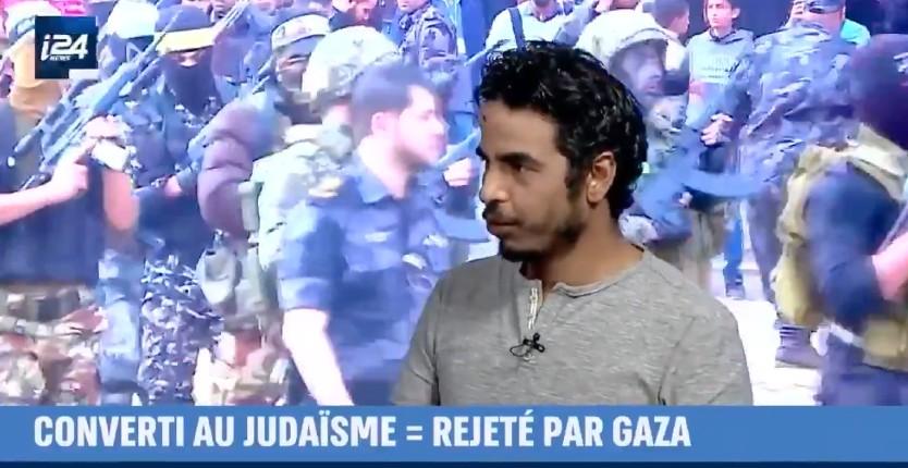 Dor Shahar, Gazaoui converti au judaïsme «J'ai été pendu les pieds en l'air, on me jetait de l'eau glacée, bouillante, j'ai été électrocuté, on m'a coupé la peau seulement parce que je voulais être juif» (Vidéo)