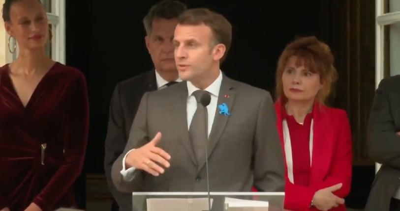 Après avoir vendu à des sociétés étrangères Alstom, Alcatel, Latécoère, Technip, Essilor… Macron vante les mérites du «Fabriqué en France» (Vidéo)