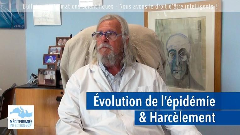 Covid: Le Prof Raoult confirme que le variant Delta est moins dangereux, comme l'ont démontré les études anglaises et israéliennes (Vidéo)