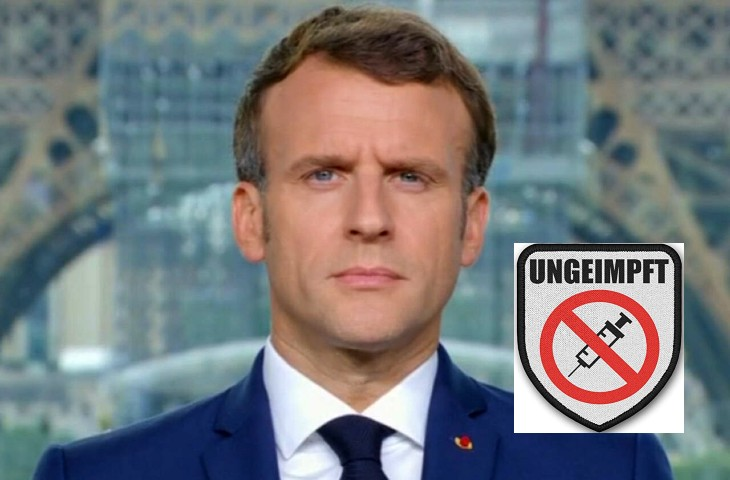 Macron et Véran ont encore menti: Martin Blachier «Ce Pass sanitaire est une hérésie. Le vaccin ne protège par contre la transmission… Ce sont les vaccinés qui contaminent les autres» (Vidéo)
