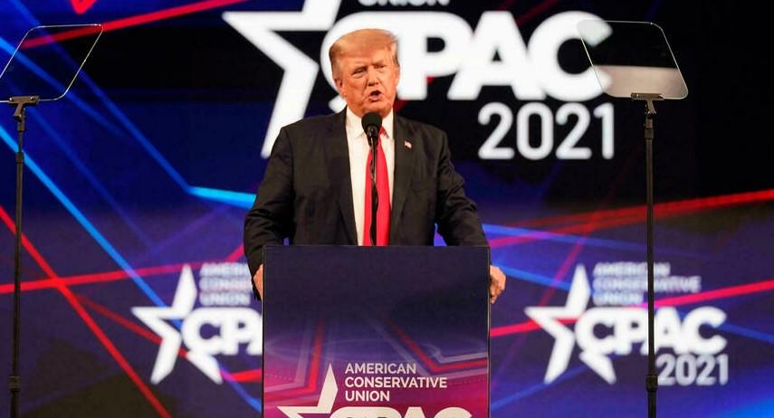 Intégrale du discours de Donald Trump à la Conférence des conservateurs américains «Nous allons reprendre le Congrès»