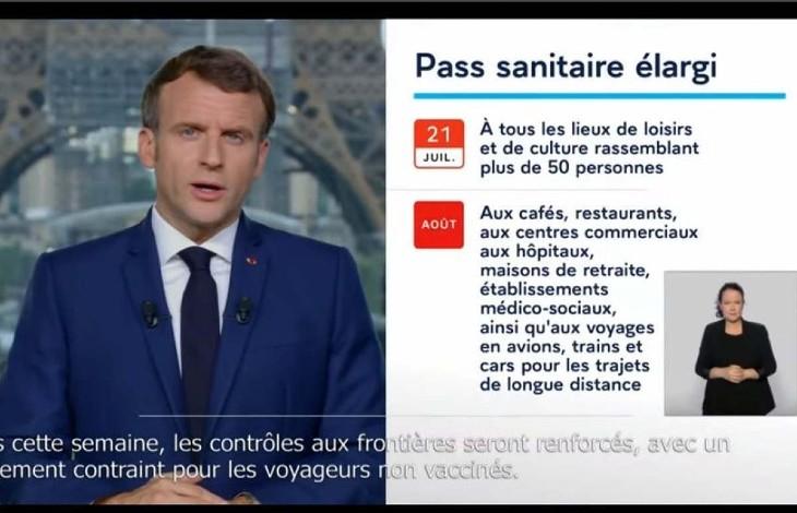 Passe sanitaire : « Le projet de loi anti-Covid heurte de manière disproportionnée nombre de libertés fondamentales », dix juristes détaillent les nombreuses atteintes à la Constitution du projet de loi de Macron