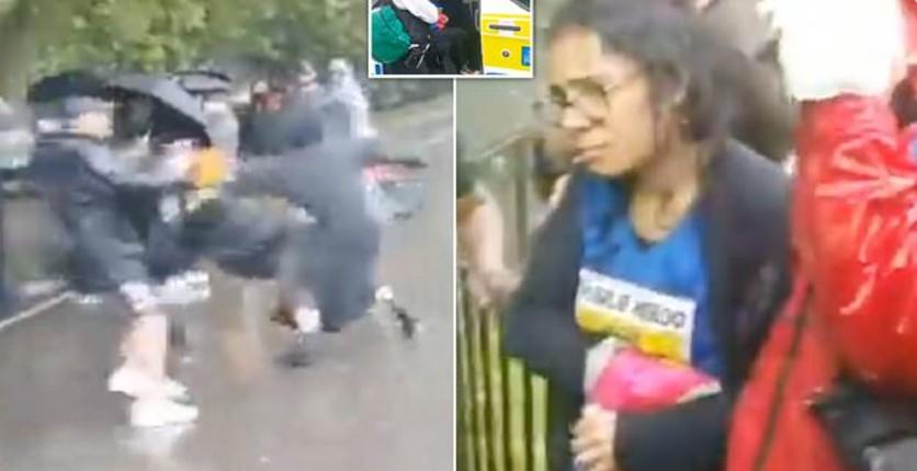 Londres : une femme poignardée par un musulman parce qu'elle portait un t-shirt de Charlie Hebdo. Jean Messiha dénonce le silence des médias français