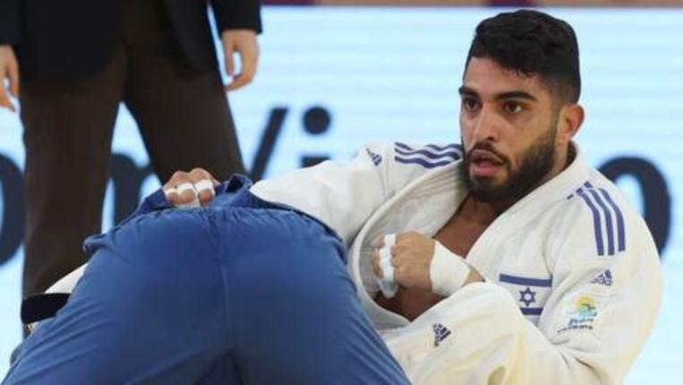 Un judoka algérien suspendu après son forfait pour éviter d'affronter l'Israélien Tohar Butbul