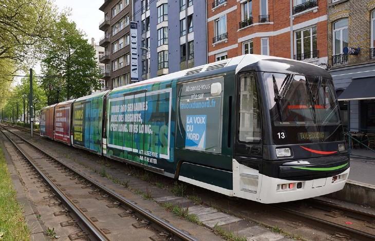 Lille : Dans le tram, un homme menace d'«égorger les mécréants» et de «tuer les blancs»