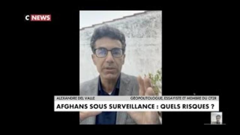 Réfugiés Afghans: Alexandre Del Valle «Les vagues migratoires incontrôlées augmentent le risque terroriste !» (Vidéo)
