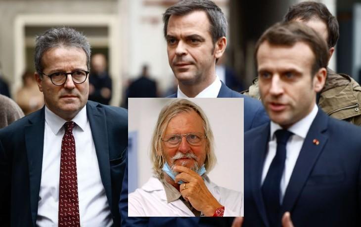 Le Prof Raoult accuse le patron de l'AP-HM d'être là «pour faire le ménage», téléguidé par Hirsch et Véran