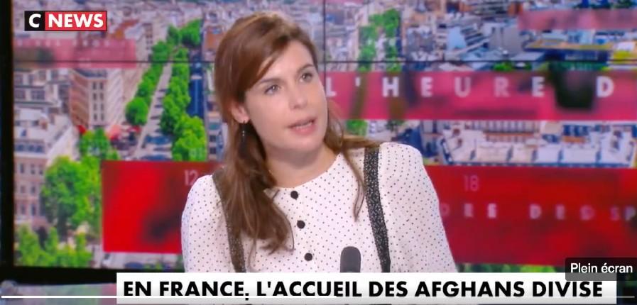 Accueil des Afghans: Charlotte d'Ornellas «La sécurité et le «devoir humanitaire» concernant les Français existent aussi. Il y a un devoir de faire extrêmement attention aux gens qui arrivent en France» (Vidéo)