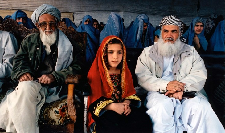 Afghanistan: Mariée à huit ans, la petite afghane ne survivra pas à sa nuit de noce