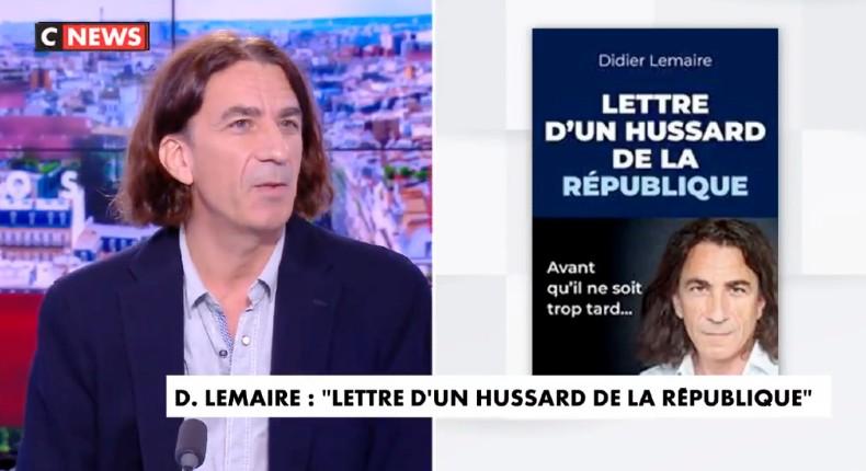 Didier Lemaire : « Depuis l'assassinat de Samuel Paty, les choses se sont aggravées. Nous avons au moins 8 enseignants qui ont été menacés de mort par des parents d'élèves pour des motifs islamistes » (Vidéo)