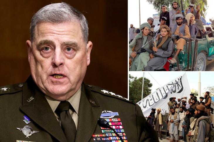 Témoignage des généraux devant la Commission des forces armées du Sénat : ils rejettent la faute du désastre afghan sur Joe Biden