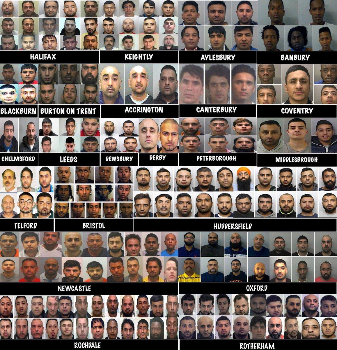 """Royaume-Uni, gangs pakistanais : 73 mineures signalées chaque jour aux services sociaux, """"Si quelque chose a changé, c'est que le problème a empiré"""", """"Le viol est presque décriminalisé"""". 27.000 filles mineures victimes d'abus sexuels…  l'immigration une chance ?"""