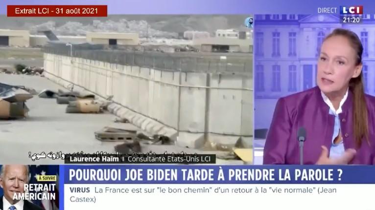 Etats Unis: La journaliste Laurence Haïm, qui a soutenu Biden, s'interroge «C'est ce règne du politiquement correct. On a peur de dire les choses sur Joe Biden : est-ce qu'il a encore toute sa tête ?» (Vidéo)