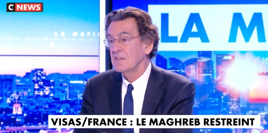 Réduction des visas: Luc Ferry «Zemmour est en train d'obliger toute la classe politique à annoncer des choses extraordinaires. Pourquoi ne pas l'avoir fait il y a 5 ans ? Pourquoi maintenant ? Réponse Zemmour» (Vidéo)