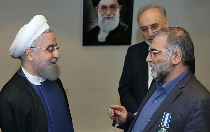 Comment le plus grand scientifique nucléaire iranien a été tué avec un robot mitrailleuse à intelligence artificielle