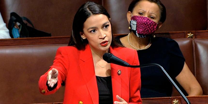 Etats Unis: l'élue démocrate antisémite Alexandria Ocasio-Cortez veut bloquer les ventes d'armes à Israël